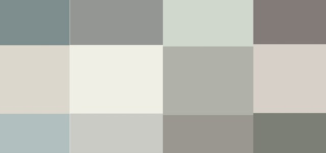 Favourite Paint Colours