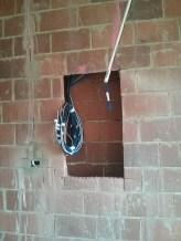 Smart wiring panel.