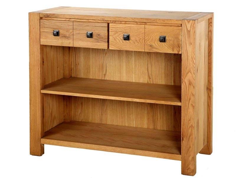 Из мебельного щита можно сделать стол, ничем не отличающийся от покупного