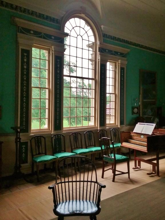 Inside Mount Vernon