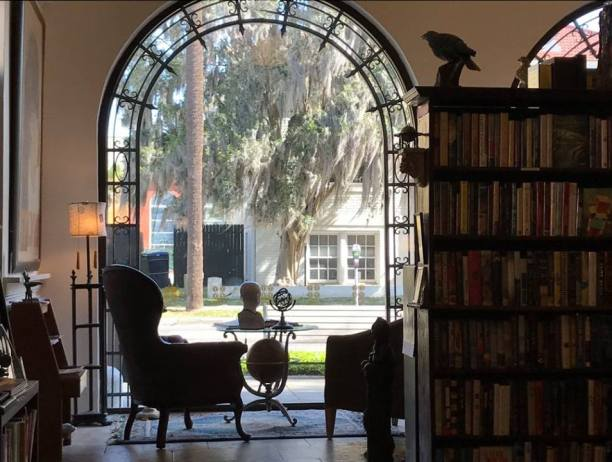 NeverMore Books in Beaufort, South Carolina