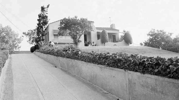 LaBianca murder house 1969