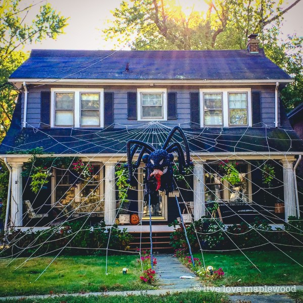 crazy Hallooween house decor