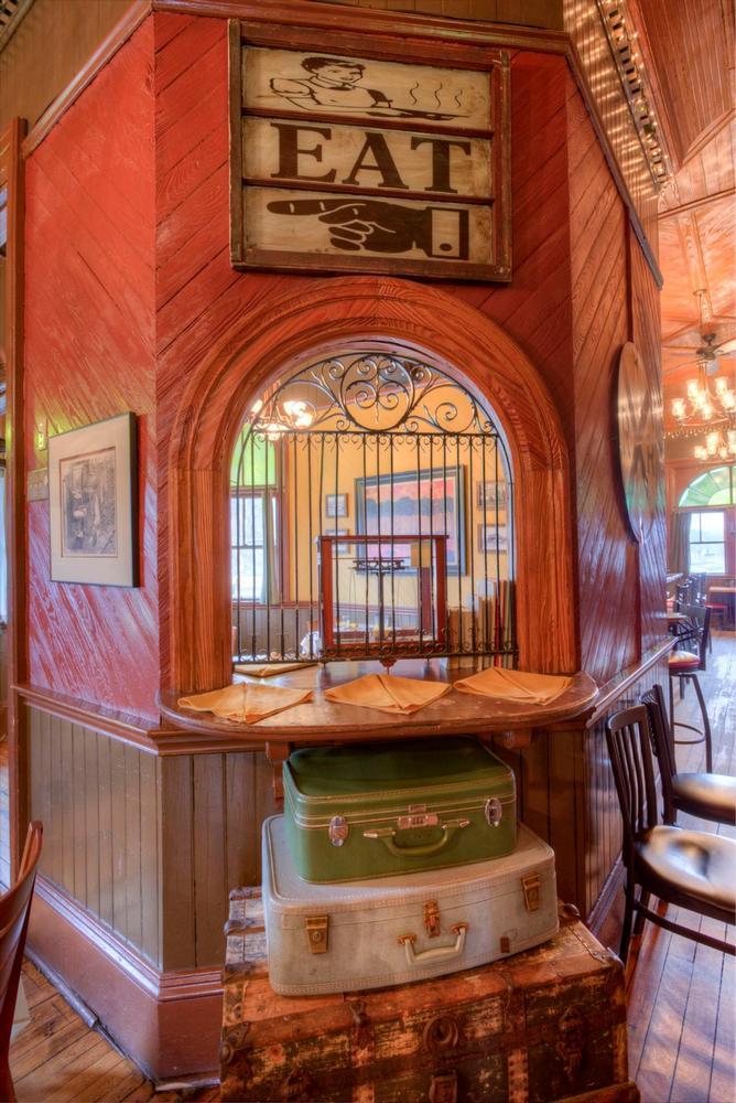 Windsor Station restaurant, Vermont