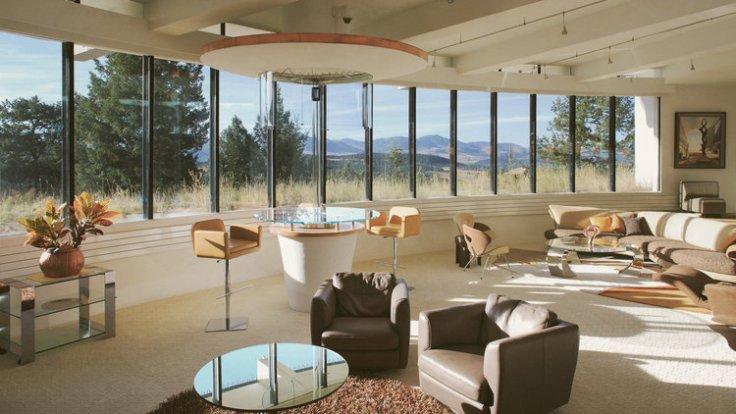 Sleeper house in Colorado