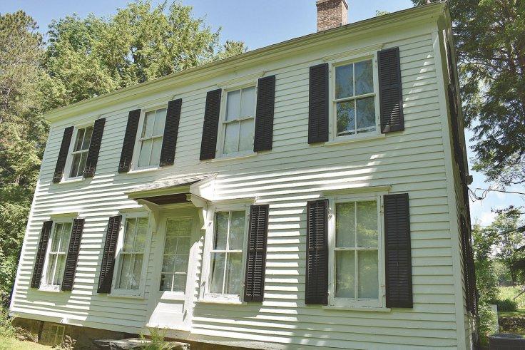 Steepletop Edna St. Vincent Millay house