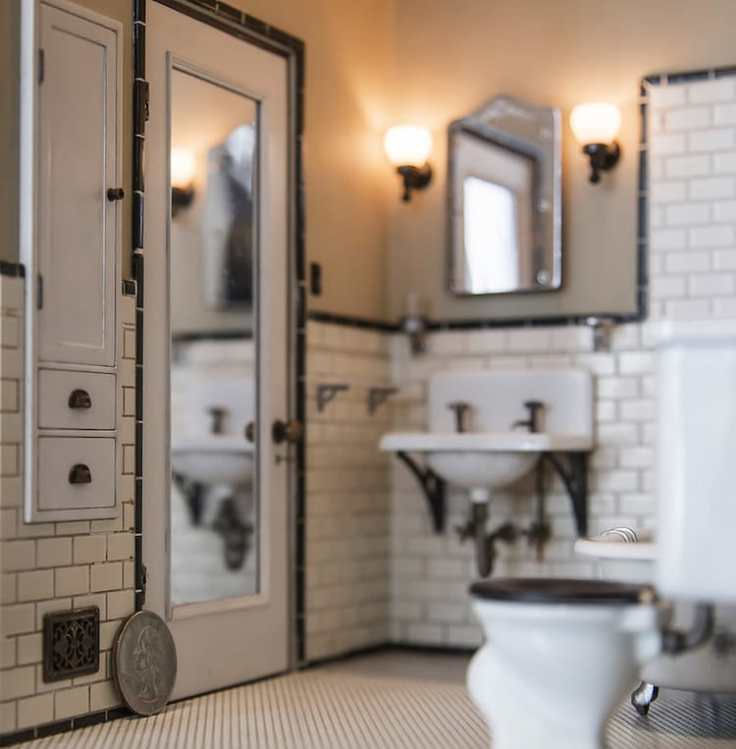 Chris Toledo Miniature Old House Interiors