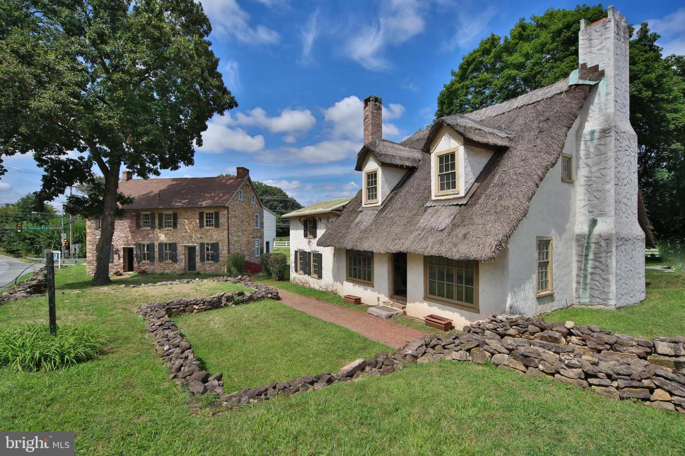 1700's Colonial homes