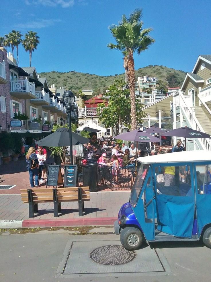 charming Catalina Island California