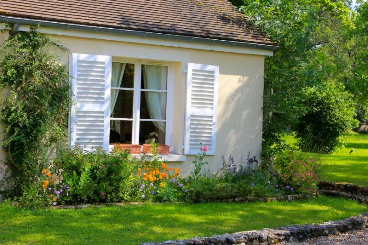 charming French country cottage