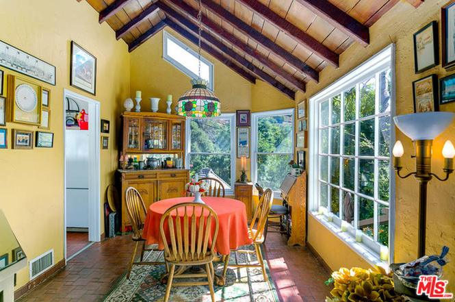 Storybook California English-style cottage