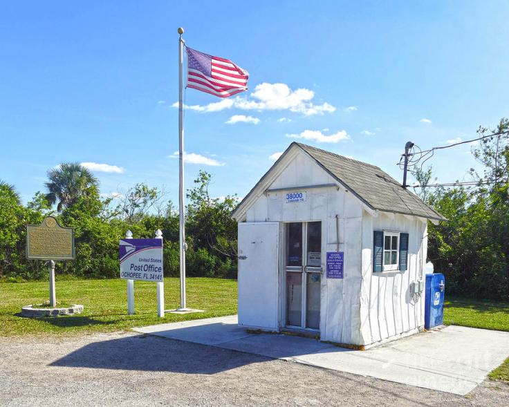 smallest post office in America