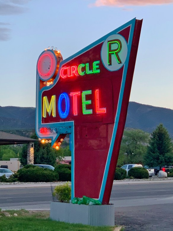 fun Salida Colorado motel