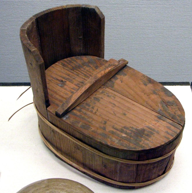 primitive chamber pot