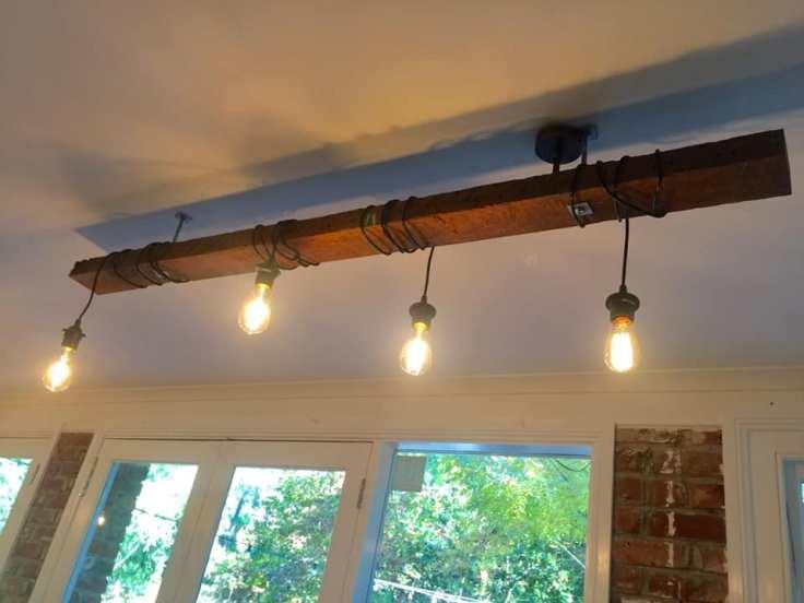 amazing rustic light fixtures