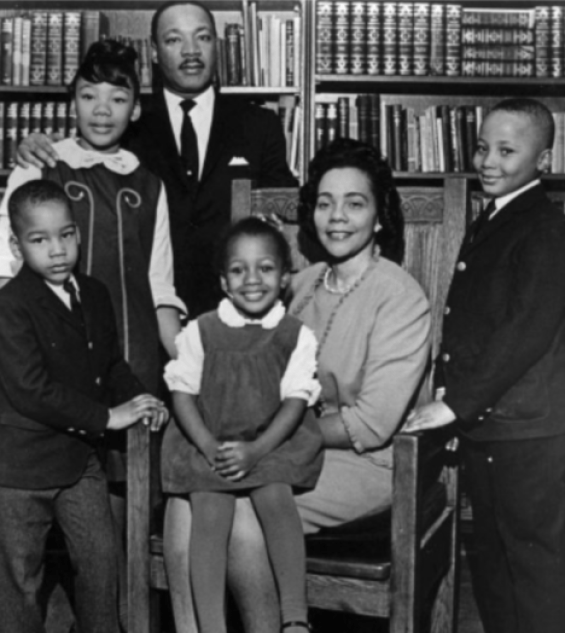 Martin Luther King Jr.'s last house