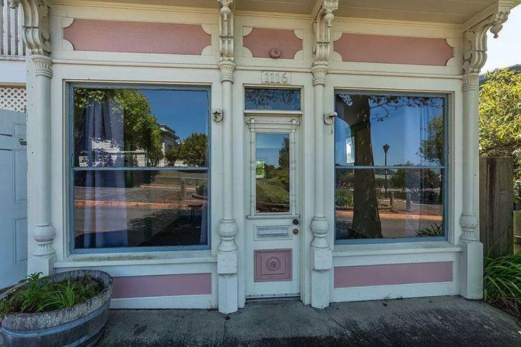 The Pink Lady in Eureka California