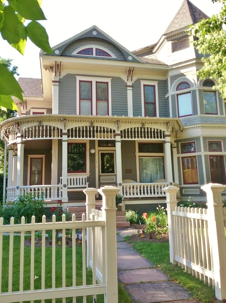 The Mork and Mindy House in Boulder Colorado