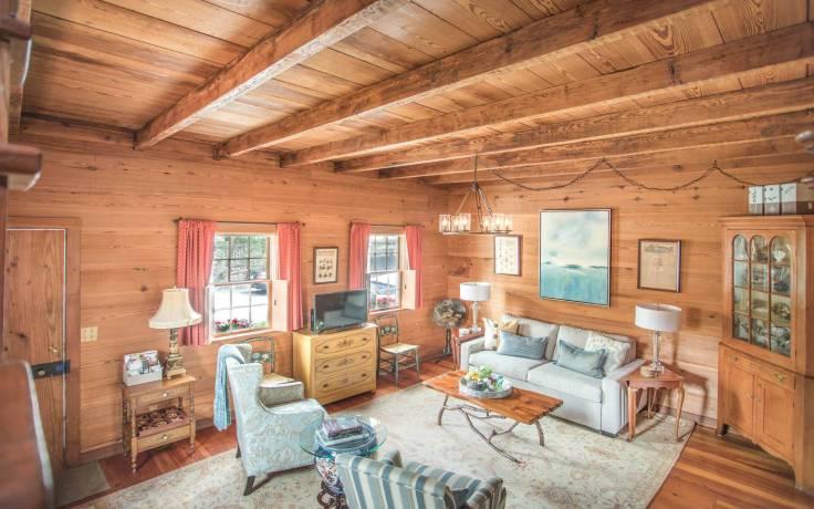 Freeman's Cottage in Savannah, GA