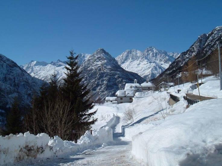 Ossola Italy mountain cottage