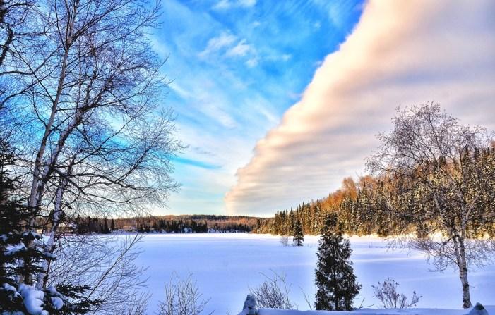 Northern Ontario winter beauty