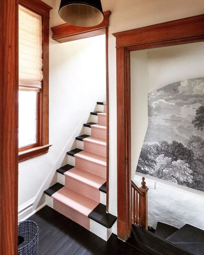 servants staircase