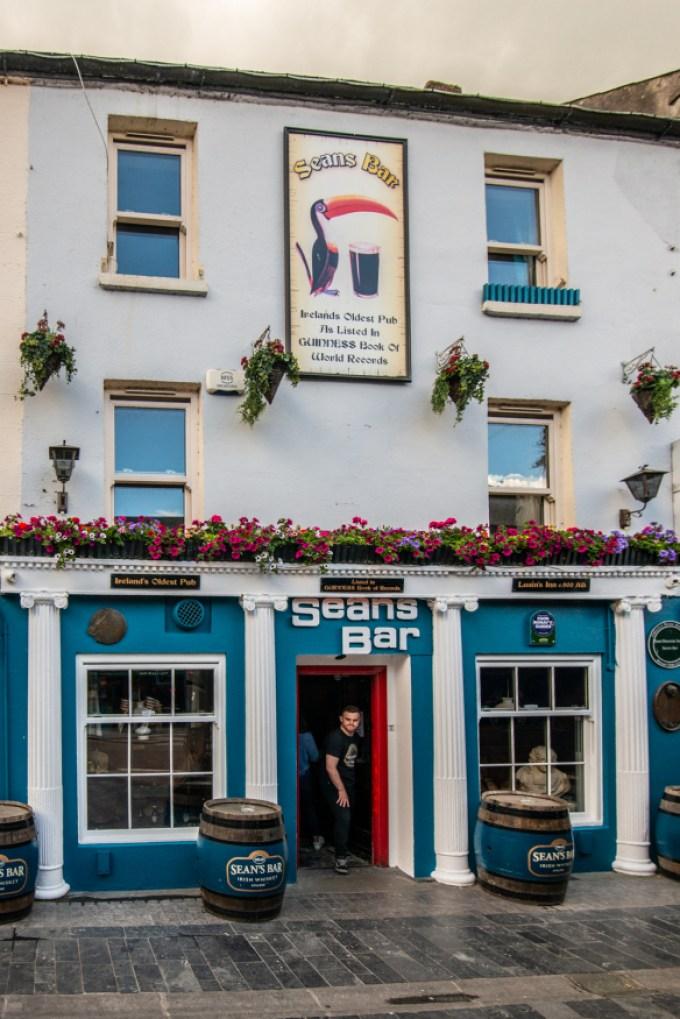 Sean's Bar in Ireland Oldest Bar In the world