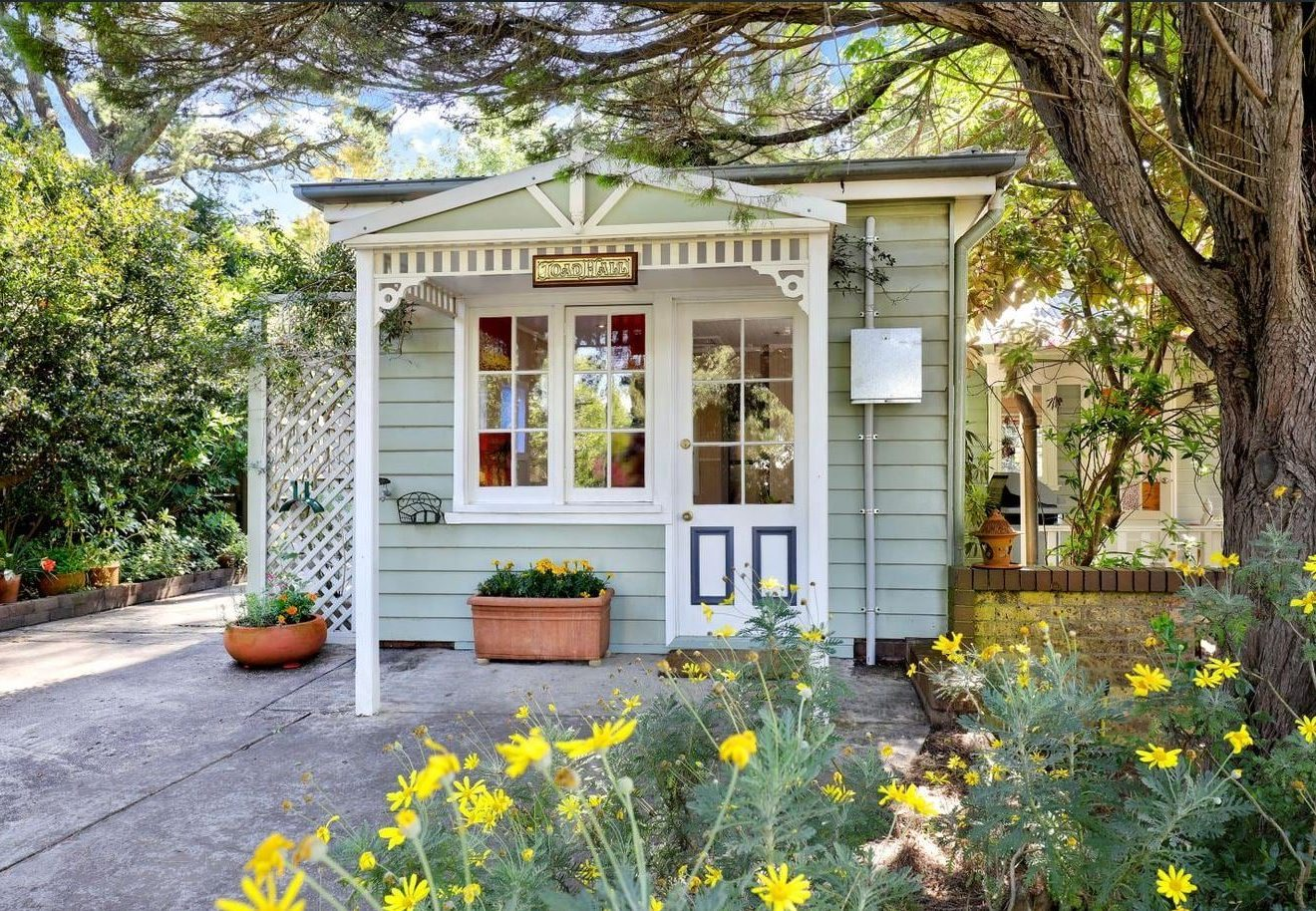 Toad Hall Tiny House in Australia