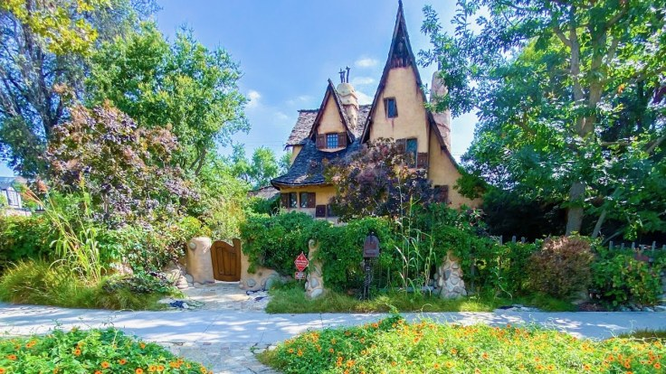 Spadena Witch House in Beverly Hills