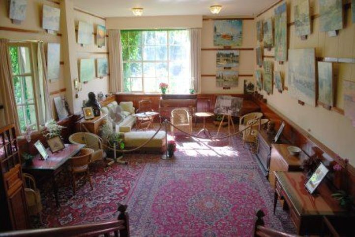 Claude Monet's Giverny France home