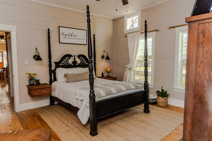 former Texas country store converted to gorgeous home