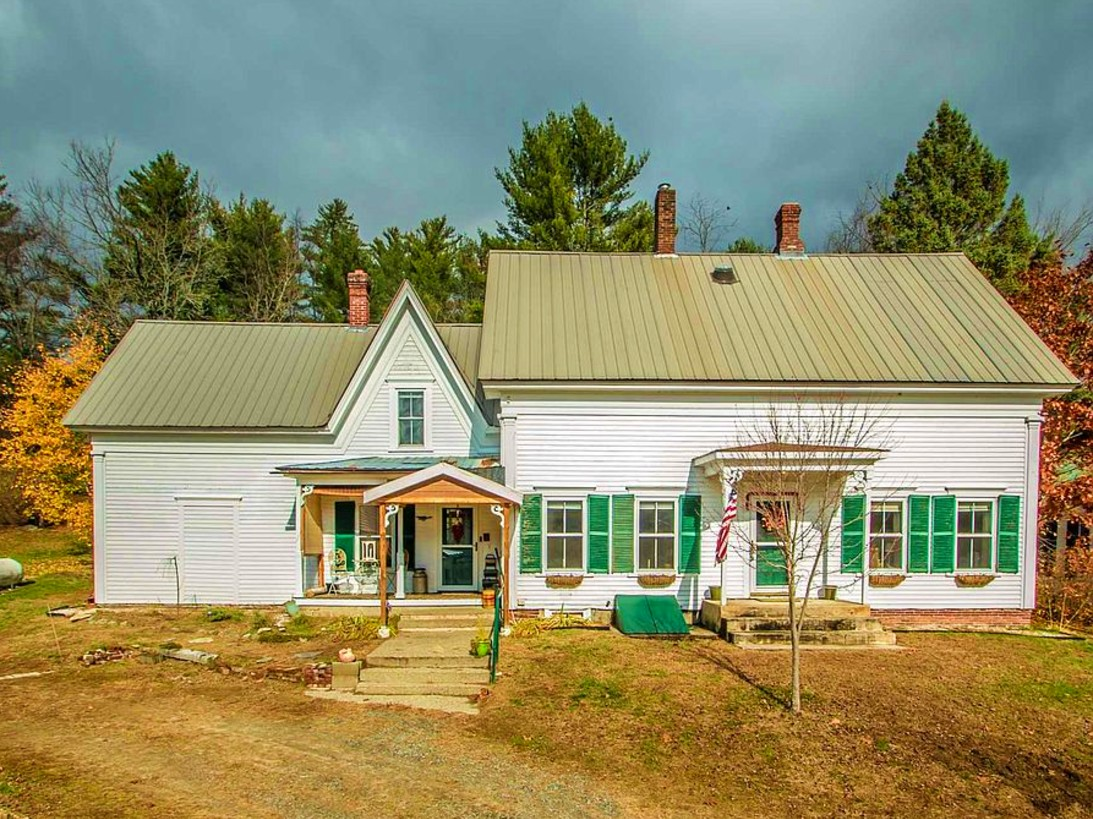 former jail house for sale in Vermont