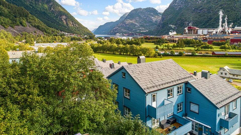 Affordable dream condo for sale in Odda, Norway