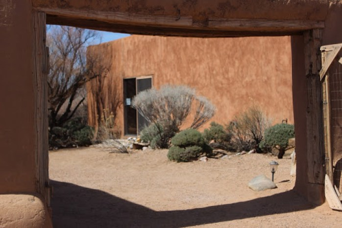 Georgia O'Keefe House, Abiquiu, New Mexico