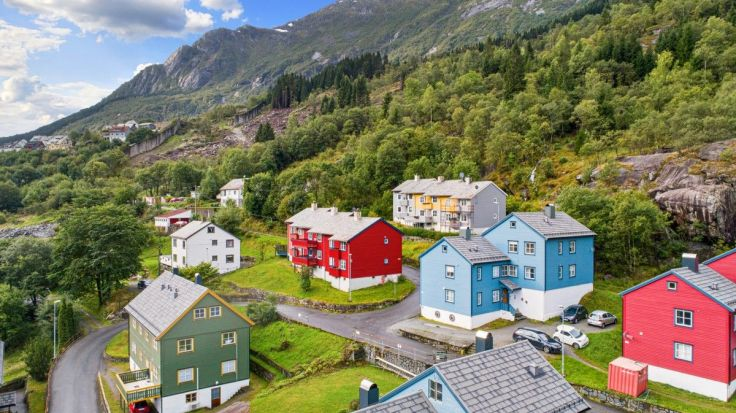 condo for sale in Odda Norway