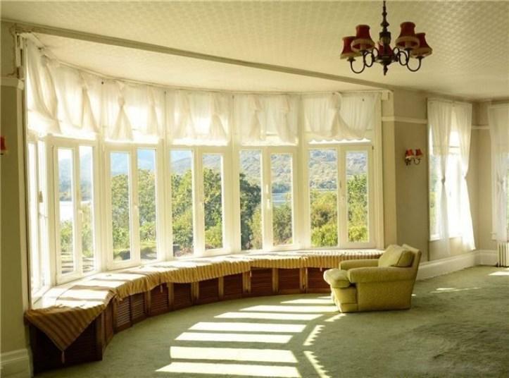 inside Lugdine Park Maureen O'Hara's former home
