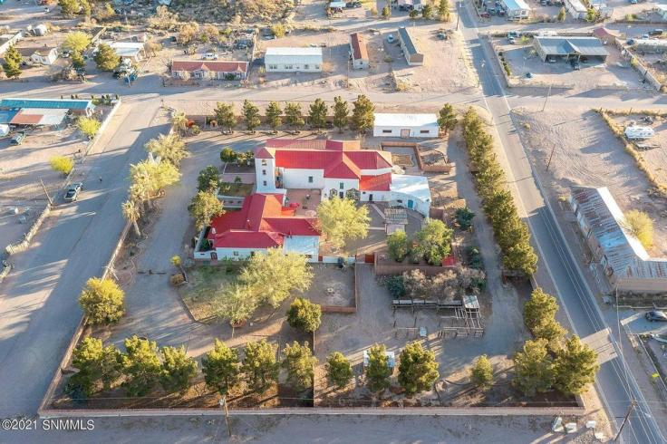 1860 Spanish Colonial house for sale in New Mexico
