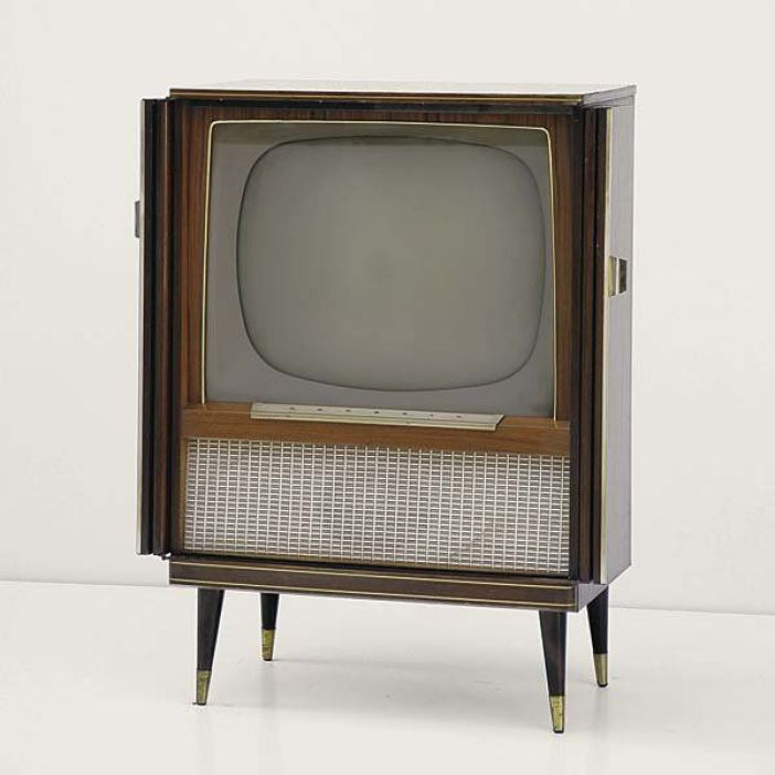 1950's vintage television