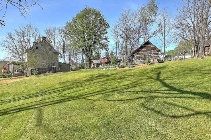 1780 stone home in Tennessee for sale