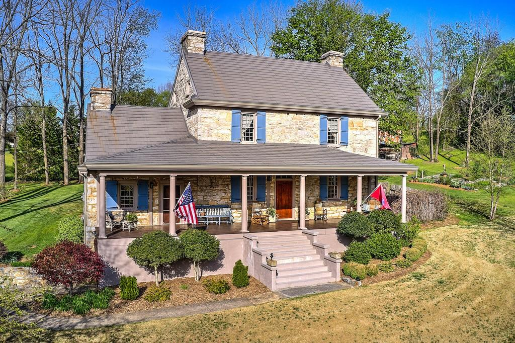 1780 stone house in Tennessee
