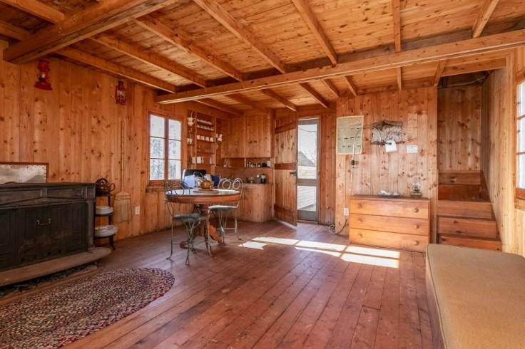 Alex Colville's Nova Scotia cabin