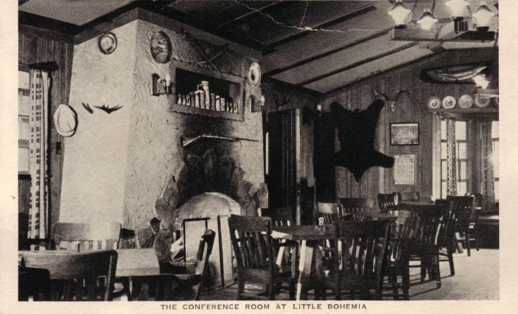 Little Bohemia Lodge in Wisconsin