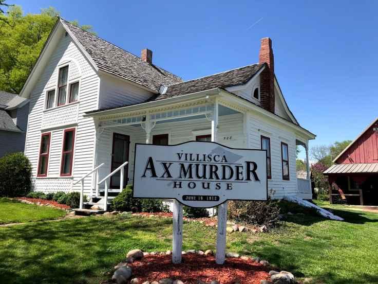 Villisca Axe Murder House in Villisca, IA