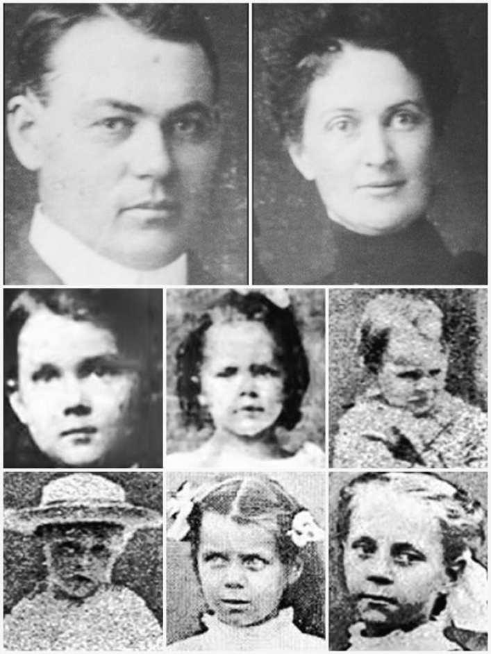 Villisca Ax murder victims