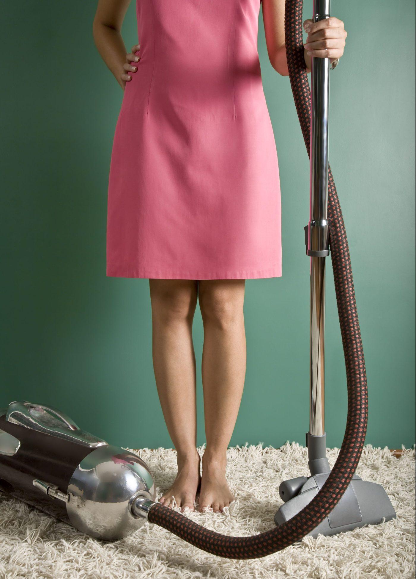 vintage vacuum cleaner