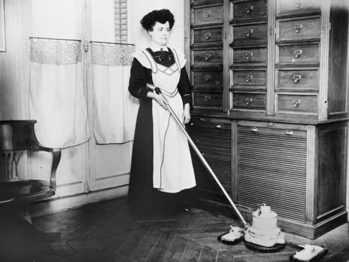 antique vacuum cleaners