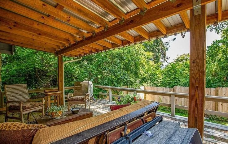 vintage cabin for sale in Blue Ridge Mountains