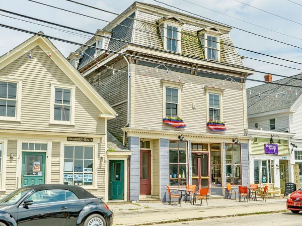 Historic Commercial building for sale in Maine