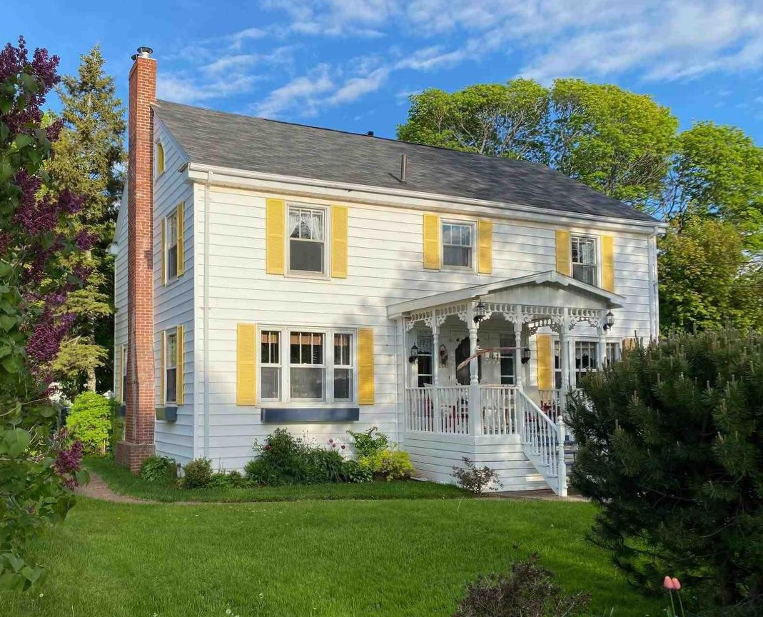 century home for sale in Summerside, Prince Edward Island