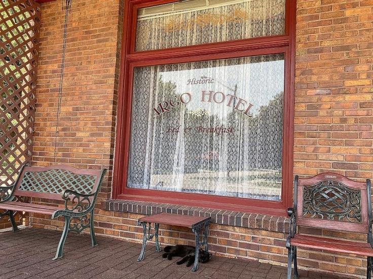 The Historic Argo Hotel Bed & Breakfast